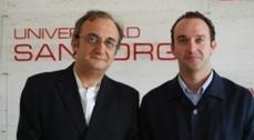 Félix Arranz y Santiago Carroquino designados como director y director adjunto de la Escuela Técnica Superior de Arquitectura de Zaragoza de la USJ