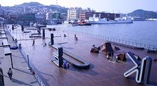 Inaugurado un espacio público ganado al mar, diseñado por Vicente Guallart, en Taiwan