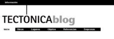 Puesta en marcha del blog de tectónica