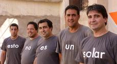Esto no es un solar, acciones de Grávalos & Di Monte en Zaragoza