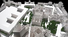A Coruña recupera una parte de su centro como espacio público peatonal con el proyecto de Peña y Alvarez