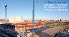 Exposición de Mecanoo y Conferencia de Francine Houben en León