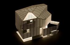 Paredes Pedrosa Arquitectos se adjudican la construcción de la nueva Biblioteca Pública del Estado en Ceuta