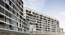 Las viviendas Hydros de Basilio Tobías y el Espacio Lineal de ACXT galardonados con los Premios Ricardo Magdalena de Arquitectura