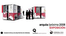 arquia/próxima 2008 en Córdoba