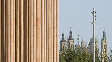 El Pabellón de España de la Expo Agua Zaragoza galardonado con el Premio de Arquitectura Española 2009 y el Premio García Mercadal