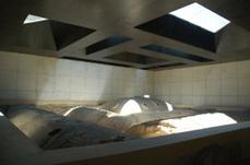Los baños árabes de Baza reciben el premio nacional de restauración 2009