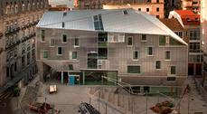 Se inaugura en Vigo la Nueva Sede del COAG proyectada por Jesús Irisarri y Guadalupe Piñera