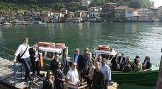 Cinco equipos de arquitectos optan a construir la nueva lonja pesquera de San Pedro en Pasaia