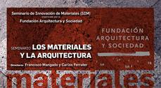 Los materiales y la arquitectura