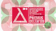 Premios Delta ADI FAD 2009 de Diseño Industrial