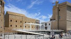 Inaugurado el mirador Entre Catedrales de Campo Baeza en Cádiz