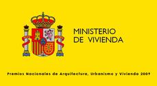 Premios Nacionales de Arquitectura, Urbanismo y Vivienda 2009