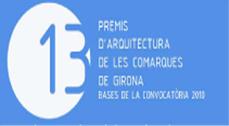 Convocada la 13ª edición de los Premios de Arquitectura de Girona