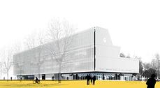 El estudio Paredes Pedrosa presenta el proyecto de la nueva Biblioteca Pública de Córdoba