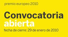 Premio Europeo del Espacio Público Urbano 2010