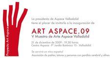 V Muestra de Arte Aspace de Valladolid