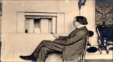 """Exposición """"Edward Gordon Craig. El espacio como espectáculo"""""""