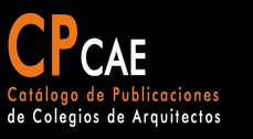 El Catálogo de Publicaciones de Colegios de Arquitectos de España