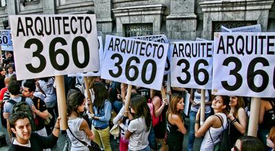 Máster y 360 créditos Arquitectura: Resolución a punto de conocerse