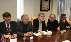 Presentados el nuevo equipo de gobierno y el plan de trabajo del CSCAE