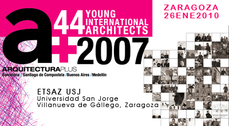 Exposición 44 Young International Architects 2007