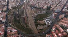 Arranca la primera fase del concurso del Parque Central de Valencia