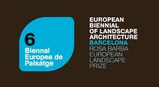 VI Premio Europeo de Paisaje Rosa Barba, inscrito en la Bienal Europea de Paisaje