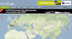 ArchTLAS: atlas de arquitectura colaborativo y en línea