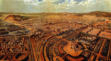 """Exposición """"Cerdà y Barcelona, la primera metropoli, 1853-1897"""""""
