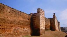 Las murallas Meriníes de Ceuta se rehabilitarán con inversión estatal