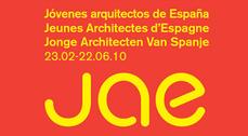 Exposición Jóvenes Arquitectos de España