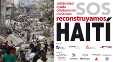SOS, reconstruyamos HAITÍ