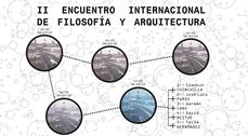 II encuentro internacional de filosofía y arquitectura