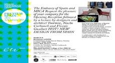 El proyecto Sociópolis, de Vicente Guallart, se presenta en Estados Unidos