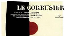 Le Corbusier. Ciclo de Conferencias, Seminarios y Exposiciones