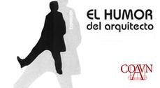 """""""El humor del arquitecto"""". Exposición de dibujos en Pamplona"""
