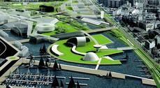 Se presentan 17 candidatos para el proyecto de la Isla de la Innovación de Avilés en Asturias