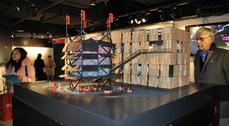 """""""La Casa de Bambú"""" y el """"Arbol de Aire"""" de Alejandro Zaera y Ecosistema Urbano respectívamente, formarán el pabellón de Madrid en la Expo 2010 de Shanghái"""