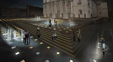 Un espacio barroco del siglo XXI para la nueva plaza de la Catedral de Jaén