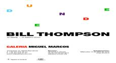 Exposición de Bill Thompson en la Galería Miguel Marcos