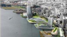 CONCURSO: b720 realizará la revitalización del puerto del Cais Mauá, el frente marítimo de Porto Alegre