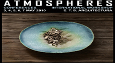 "Worshop Internacional ""Atmospheres"""