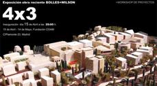 Exposición de la obra de Bolles+Wilson y ciclio de conferencias de Peter Wilson en Madrid