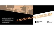 La Modernidad Construida. Arquitectura Gallega 1930-1970