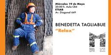 Benedetta Tagliabue: Relax