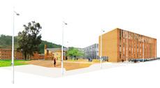 DMG Arquitectura ganan el concurso para el Nuevo Ayuntamiento de Mieres