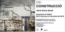 De-Construcción, Adrià Goula