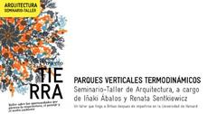 """Seminario-Taller """"Parques Verticales Termodinámicos"""" en Bilbao"""