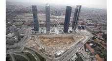 Paralizada la construcción del CICCM y del Estadio de Vallehermoso de Madrid